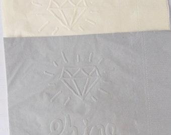 Shine bright napkins - set of 20