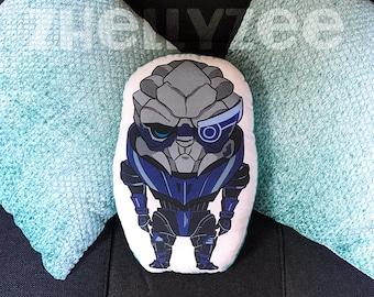 Garrus Vakarian - Mass Effect Pillow Plush