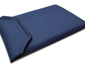 Dell XPS 13 Sleeve 9350 - Water Resistant Navy Blue Canvas