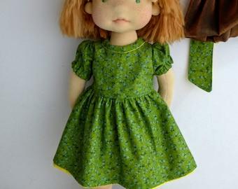 "RESERVED for Kathleen  - TESSA  20"" waldorf doll"