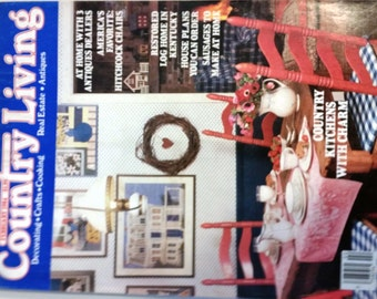 Country Living Magazine February 1984