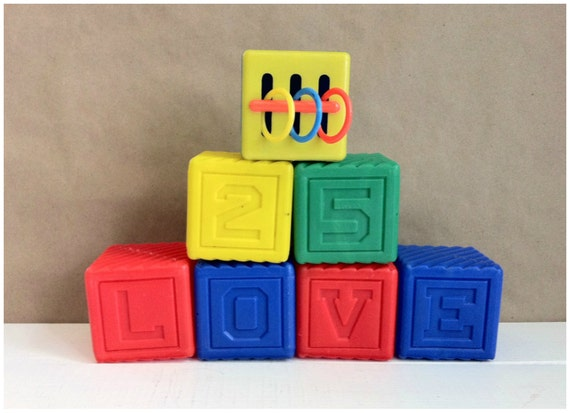 colorful building blocks abc blocks plastic by. Black Bedroom Furniture Sets. Home Design Ideas