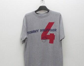 Tommy Hilfiger Shirt Vintage Tommy Hilfiger Sailcloth T Mens Size L