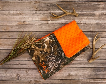 Camo baby etsy personalized camo blanket camo minky blanket camo baby blanket minky baby boy blanket negle Image collections