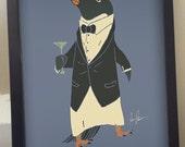Louis The Spy Penguin - L...