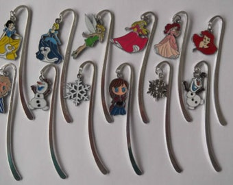 Fairy Tale Character Bookmark ~Choose Design