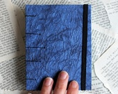 Little Blue Book - Small Travel Journal