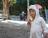 Halloween Handmade Pink Piggy Baby Costume, Toddler Costume, Kids Costume