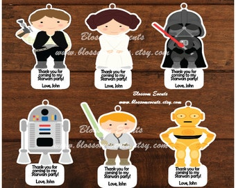 Starwars inspired favor tags (12).