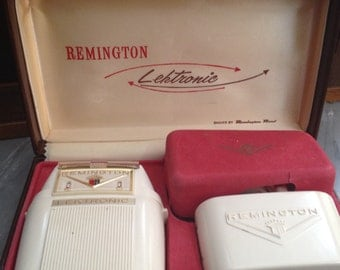 Remington Shaver vintage