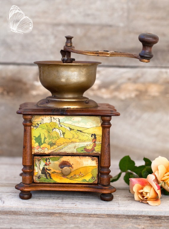 Coffee Grinder Of 1920 ~ S french coffee grinder mill japy frères free