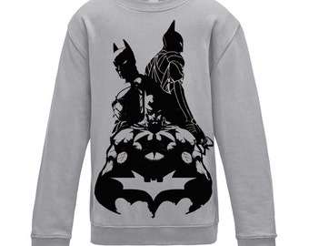 Batman sweatshirt Batman Beyond DC Comic best batman tee bruce wayne