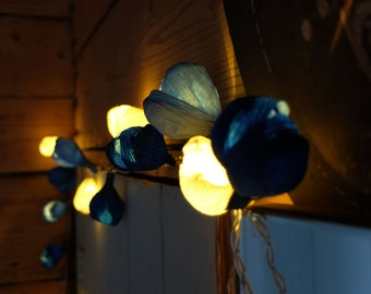 10m 100 LED bulbs wedding lights garland string lights 100
