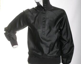 FREE US SHIPPING Gloria Vanderbilt Vintage Silk Blouse