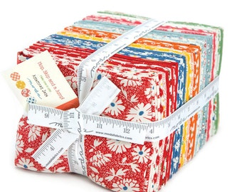 Hop Skip and A Jump 40 piece Fat Quarter Bundle by American Jane for Moda - 21700AB