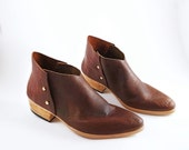 The Danthu ABL AMB ~ 3cm Heel~ Handmade Womens Leather Shoes