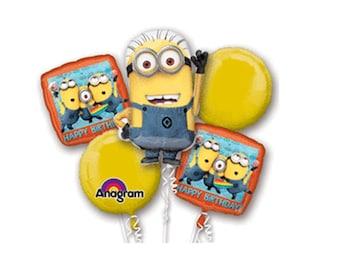 Despicable Me Minions Balloon Set