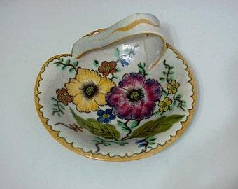 Gouda 'Anjer' Art Pottery Holland Early 20th Century
