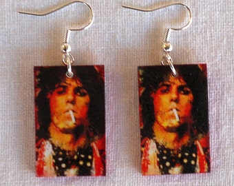 Keith Richards Earrings