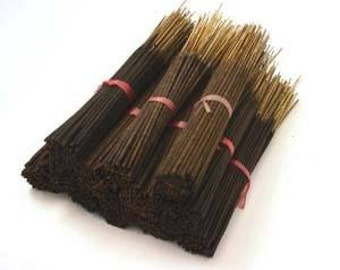 Double Dipped Highly fragrant Handmade Incense Sticks Bulk  20 to 250  You pick Quantity Free Shipping
