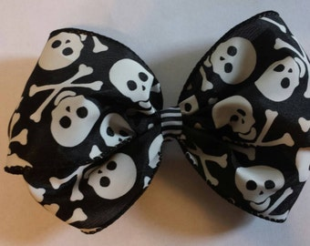 Skull bow