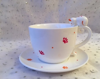 4 cups in tea or coffee Cove chat