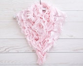 Cute Pink Lace Scarf, Fashion Scarf, valentines gift, Womens Accessories, Gift Ideas For Her (015)