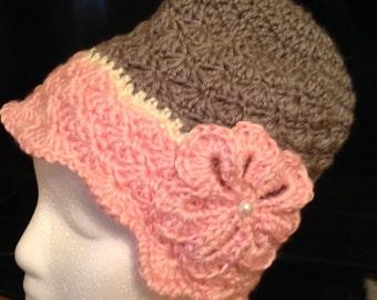 Flowered Hat, Ladies