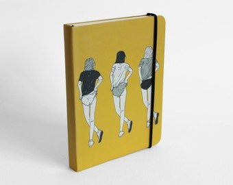 Notebook Underpants