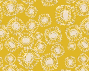 Specks of Carambola - Knit - Utopia - Frances Newcombe - Art Gallery Fabrics by quarter metre cotton jersey dressmaking floral UK Shop