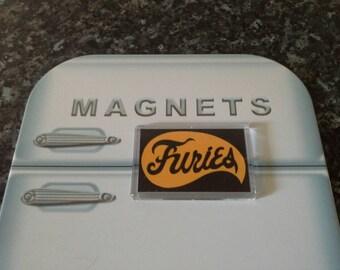 Baseball Furies Logo Fridge Magnet. Inspired by The Warriors. Gang