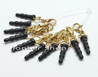 Earphone plug chain - earphone jack plug for android