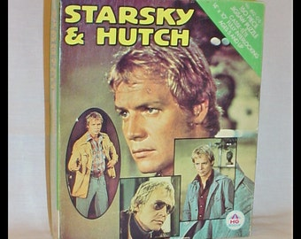 David Soul 1976 Starsky and Hutch Vintage Jigsaw Puzzle Complete 150 pc