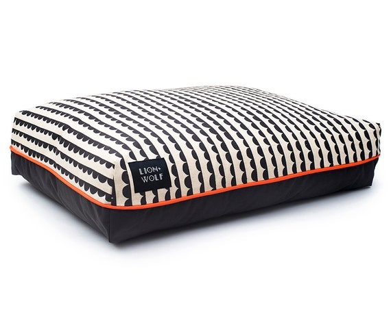 Modern Dog Bed Cover Pet Bed Duvet Covers By Lionandwolfpets