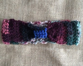 Crochet Headband, Crochet Headwarmer