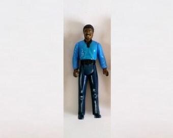 Vintage Star Wars Lando Calrissian / Action Figure /c 1980s