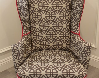 Kids Wingback Chair