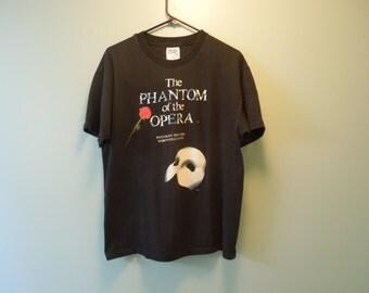 80s The Phantom of The Opera T-Shirt