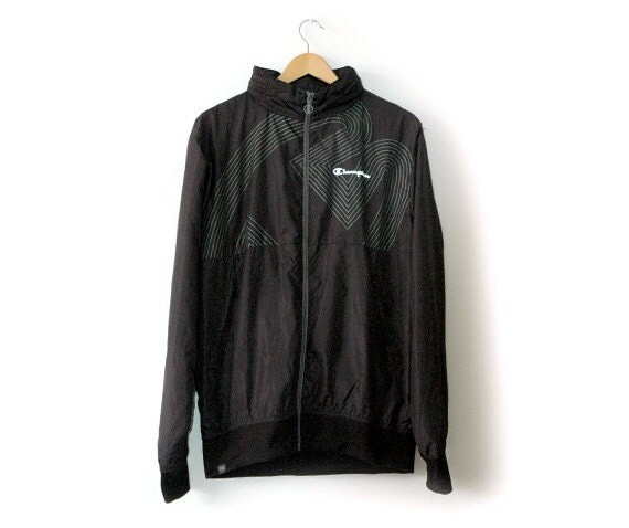 90's Champion athletic jacket