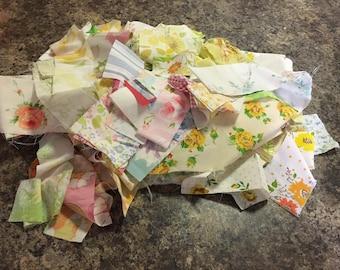 Vintage Sheet Scrap Pack