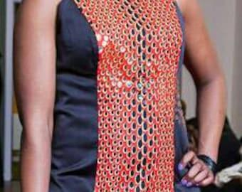 African print  dress - Ankara