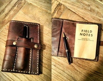 Field Notes Leather Cover |