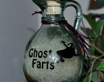 Bottled Ghost Farts