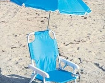 kids beach chair etsy. Black Bedroom Furniture Sets. Home Design Ideas