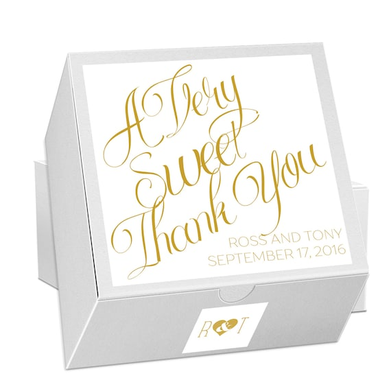 Etsy Cake Favor Boxes : Cake favor box wedding candy event