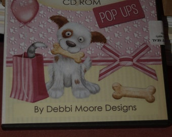 Cutie Paws CD Rom  Pop Ups