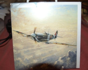 Dawn Patrol Spitfire Card