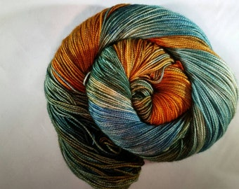 Rusty Hook Kettle Dyed Yarn