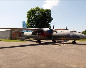 24x36 Poster . Antonov An-26 Czech Airforce 2507
