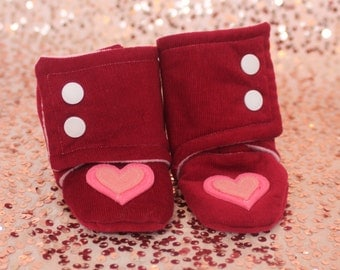 Custom Infant and Toddler Booties